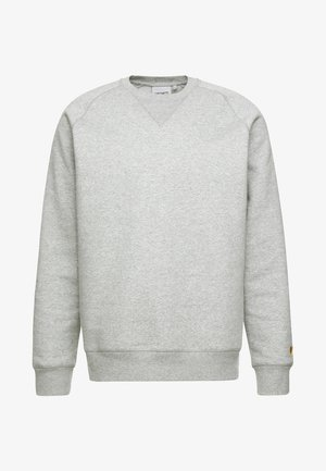CHASE  - Sweater - grey heather/gold