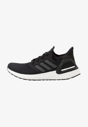 ULTRABOOST 20 PRIMEKNIT RUNNING SHOES - Neutrala löparskor - core black/night metallic/footwear white