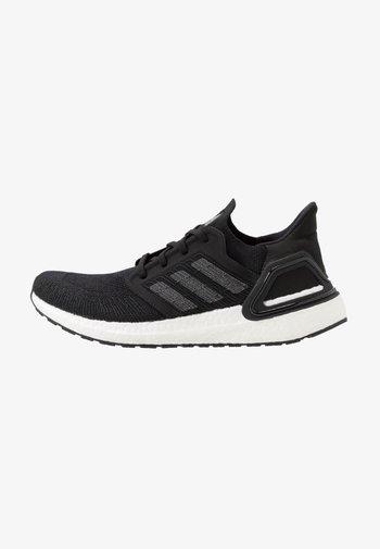 ULTRABOOST 20 PRIMEKNIT RUNNING SHOES - Neutral running shoes - core black/night metallic/footwear white