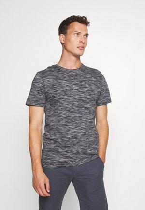 Print T-shirt - white space
