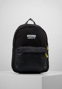 adidas Originals - BACKPACK - Reppu - black - 0