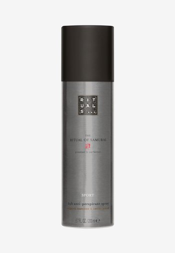 THE RITUAL OF SAMURAI ANTI-PERSPIRANT SPRAY SPORT - Deodorant - -