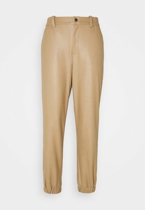 JDYVERA PANT - Trousers - toasted coconut