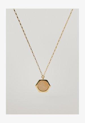 MIT STEIN - Necklace - gold