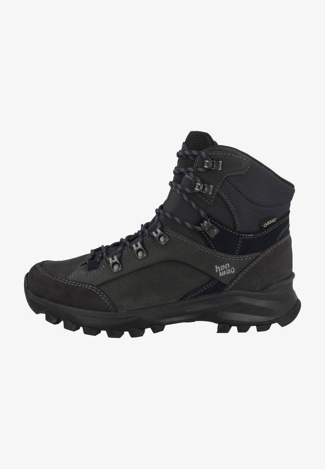 BANKS  - Chaussures de marche - navy-asphalt