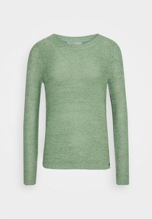 ONLGEENA TALL - Strickpullover - hedge green
