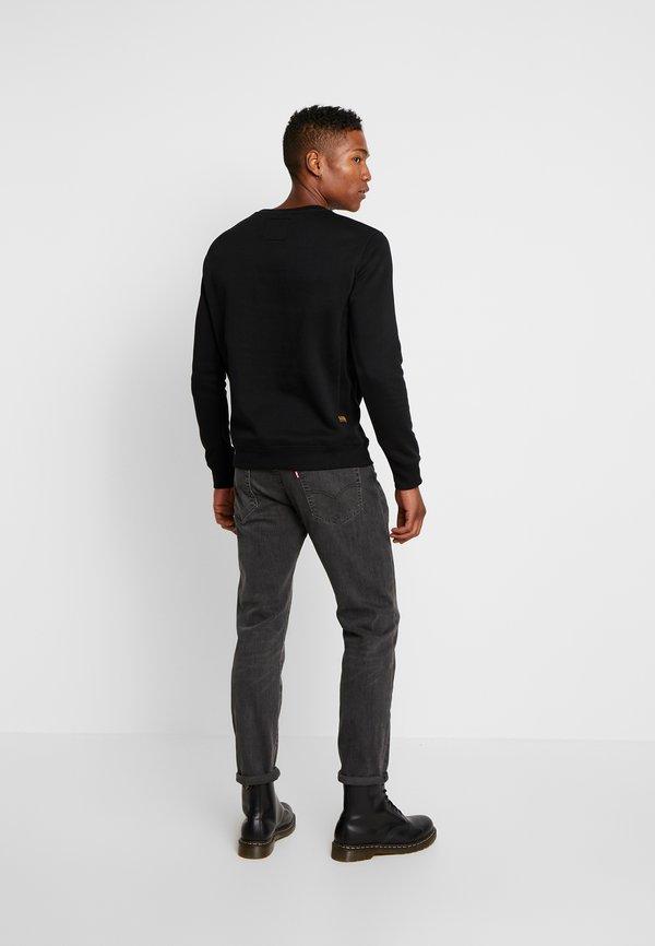 G-Star PREMIUM CORE - Bluza - black/czarny Odzież Męska ZQIY