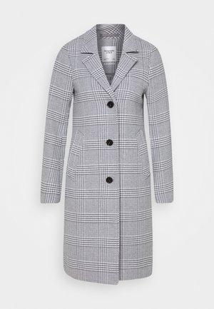 DAD COAT - Abrigo - med grey