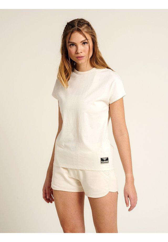 T-shirt basique - undyed