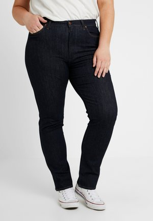 PLUS - Straight leg jeans - rinsewash