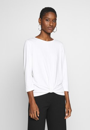USUBI - Long sleeved top - milk
