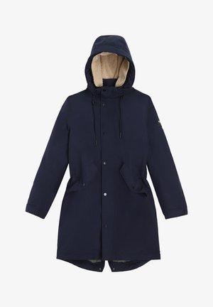 MOCOPI - Winter coat - bleu marine