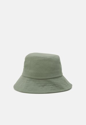 HAT BUCKET BASIC - Hattu - dark khaki