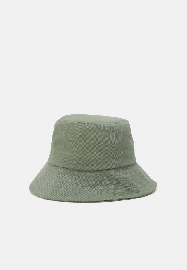 HAT BUCKET BASIC - Hut - dark khaki