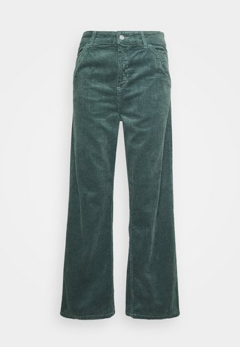 SIMPLE PANT - Trousers - eucalyptus