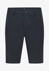 BOSS - SLICE - Shorts - dark blue - 4