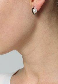 Skagen - AGNETHE - Earrings - silver-coloured - 0
