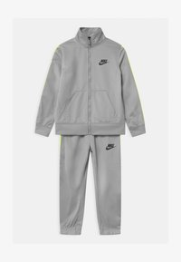 Nike Sportswear - SET - Survêtement - smoke grey - 0
