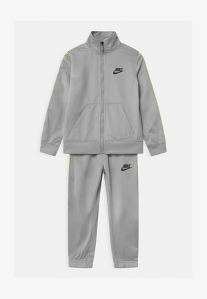 SET - Trainingsanzug - smoke grey