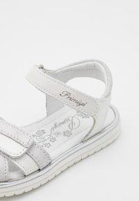 Primigi - Sandals - bianco/argento - 5