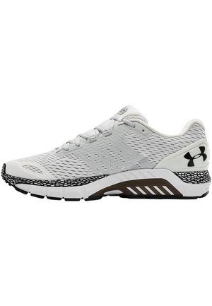 UA HOVR GUARDIAN - Neutral running shoes - white