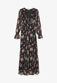 Liu Jo Jeans - ABITO LUNGO - Maxi dress - black/multicolor - 0
