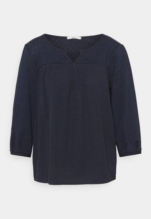 FAB MIX TEE - Bluzka z długim rękawem - dark blue
