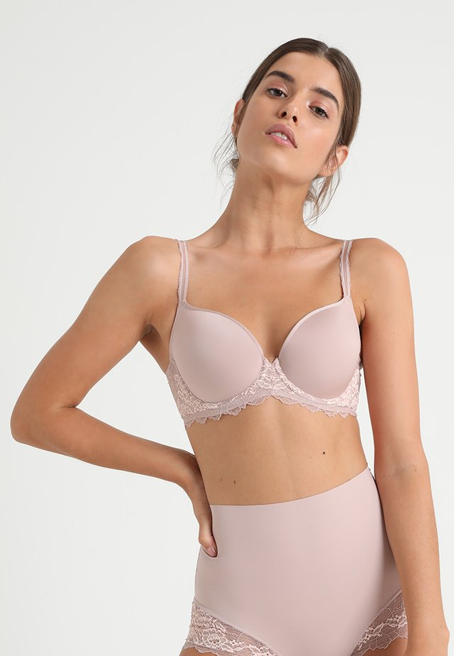 PERFECTION CONTOUR BRA - Underwired bra - rose mist