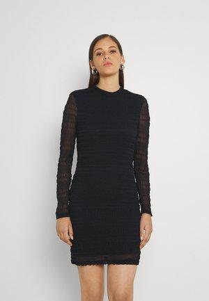 JDYCASSIE DRESS  - Shift dress - black