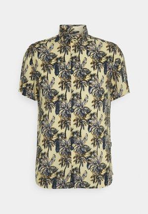 SHIRT - Camisa - pale banana