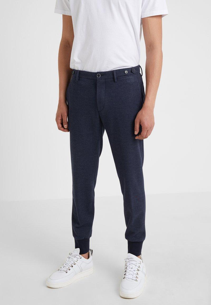 GTA - GIORGIO - Pantalon classique - navy