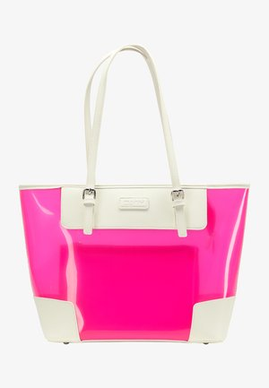 Shopper - neon pink