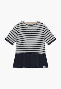 Ebbe - BENITA - T-shirt con stampa - offwhite/dark navy - 0