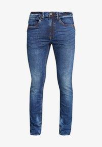 Blend - JET - Slim fit jeans - denim middle blue - 4