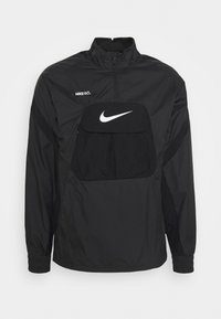Nike Performance - FC ANORAK - Veste de survêtement - black/white - 4