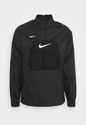 FC ANORAK - Trainingsvest - black/white