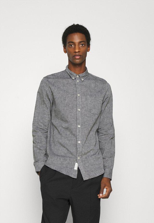 Koszula - mottled dark grey