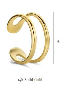 Isabel Bernard - 14 KARAT GOLD - Earrings - gold - 6