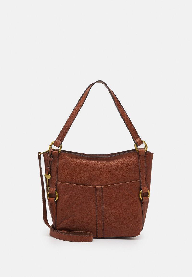 Fossil - Handbag - brown