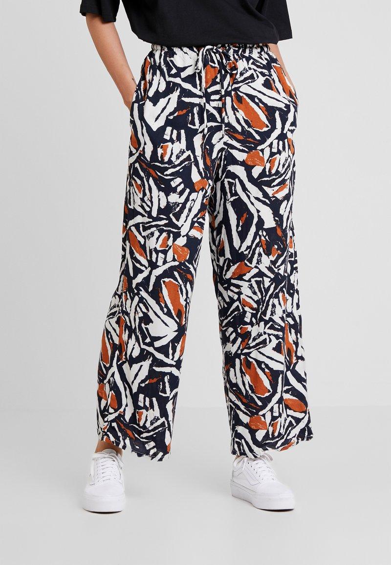 Weekday - ENID TROUSER - Kalhoty - multi coloured