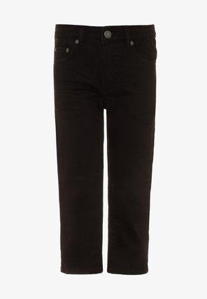 ALON - Jeans a sigaretta - black