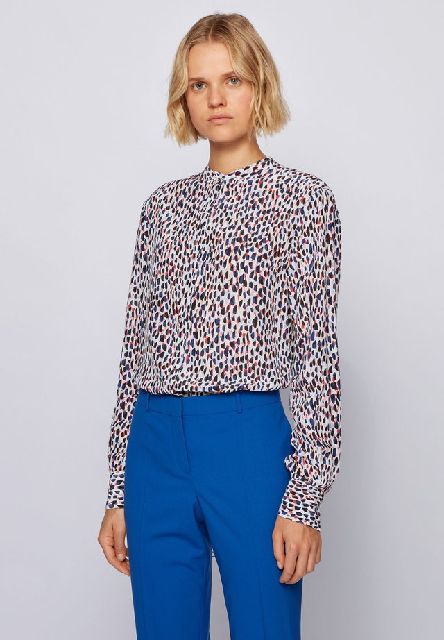 C_BEFELIZE - Button-down blouse - patterned