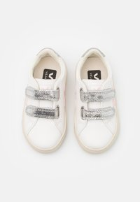 Veja - SMALL ESPLAR - Sneakers laag - extra white/petale/silver - 3