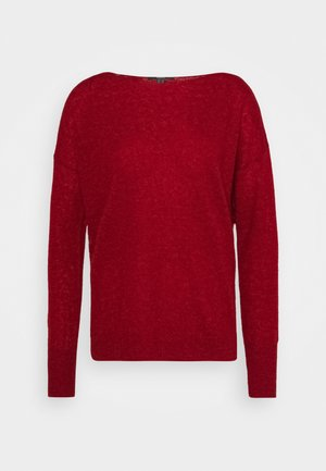 BOAT - Jumper - dark red