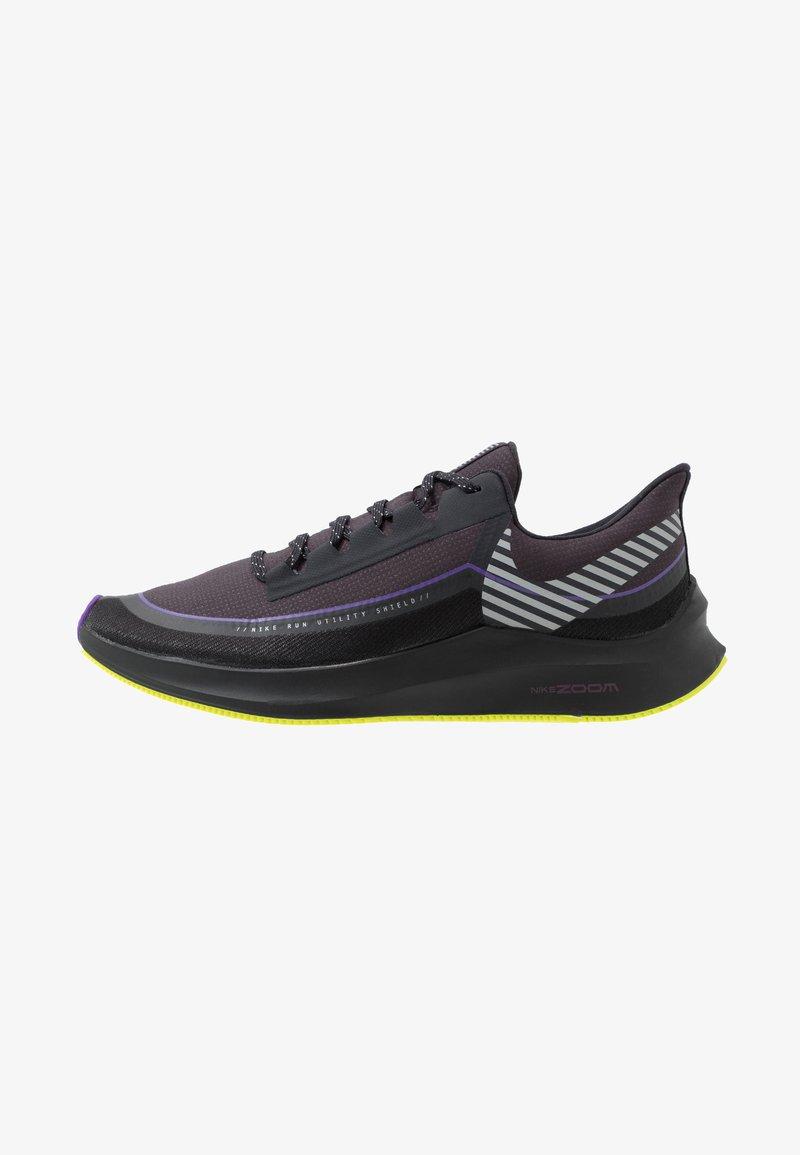 Nike Performance - ZOOM WINFLO 6 SHIELD - Juoksukenkä/neutraalit - oil grey/reflect silver/black