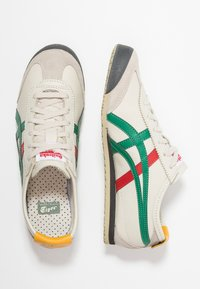 Onitsuka Tiger - MEXICO 66 - Sneakers laag - birch/green - 1