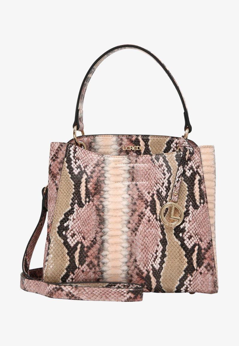 L.CREDI - Handbag - taupe