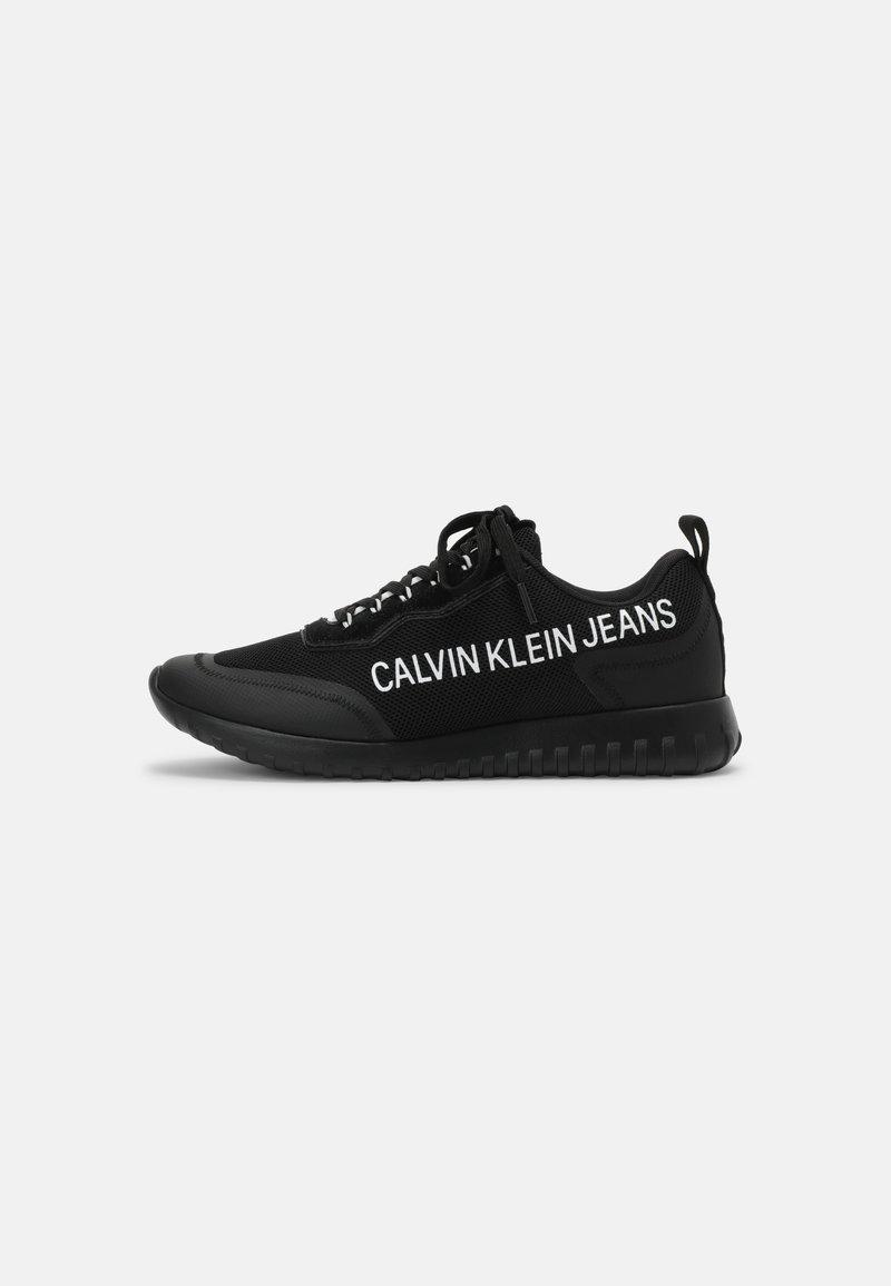 Calvin Klein Jeans - RUNNER LACEUP - Sneakers - black