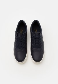 Polo Ralph Lauren - HANFORD - Trainers - navy/offwhite - 3