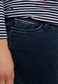 Esprit Maternity - Slim fit jeans - darkwash - 4